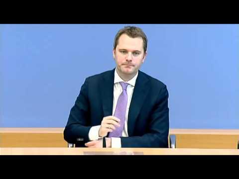 28.03.2012 - Daniel Bahr (FDP) zum Pflege-Neuausrichtungs-Gesetz