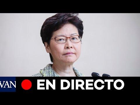 [EN DIRECTO] Carrie Lam realiza su primer diálogo en público con los hongkoneses sobre la crisis
