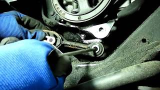 Bottom Dogbone Motor Mount Replacement