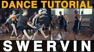 SWERVIN A Boggie wit da Hoodie / Dance Tutorial / beginner choreography