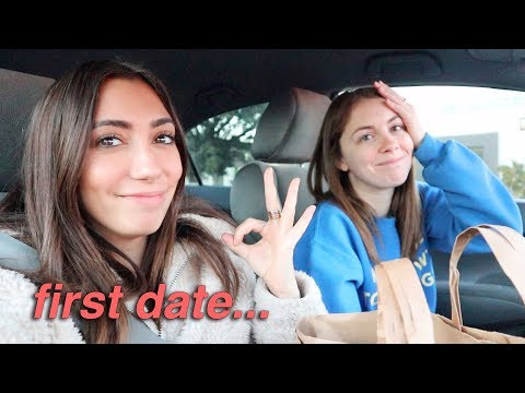 FIRST DATE AT A FRAT PARTY?!