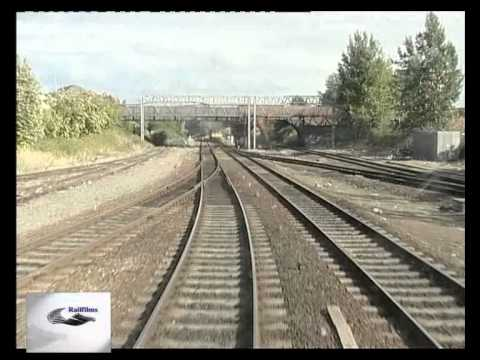 Cheshire Lines Cab Ride (Chester to Manchester) - Railfilms