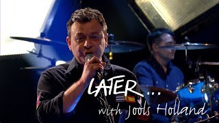 manic street preachers perform international blue on later with jools holland