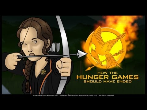 How the 'Hunger Games' Trilogy Should Have Ended
