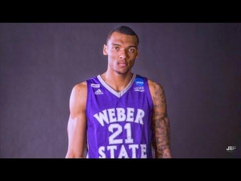 Weber State PF Joel Bolomboy Highlights ᴴᴰ