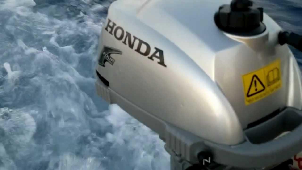 мотор honda2.3