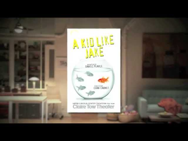 A KID LIKE JAKE: Montage