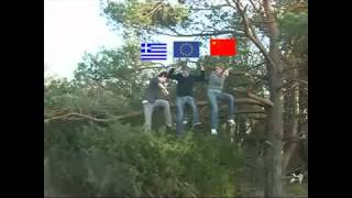 Wyjaśnienie kryzysu strefy Euro w 23 sekundy