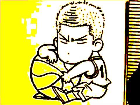 桜木花道の描き方 [機嫌の悪い花道編] スラムダンク drawing japanese anime , YouTube