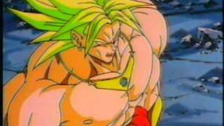 Dbz Music Video Broly The Game Motorhead