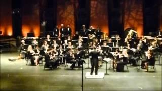 """The Rancho Bernardo High School Wind Ensemble performs """"Lohengrin -..."""