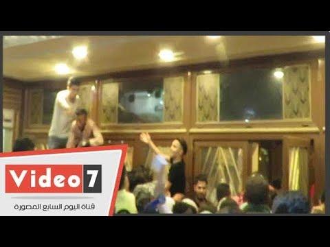 اقبال كثيف أمام سينمات وسط البلد ثانى أيام عيد الفطر المبارك  - 01:21-2018 / 6 / 17