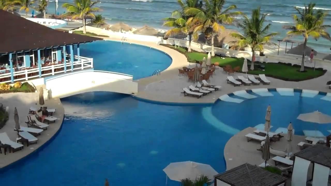 Mexico Vacation 2011 Azul Sensatori Resort Youtube