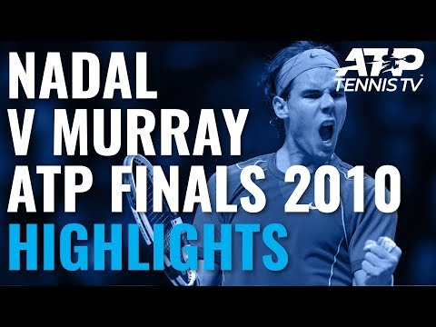 Extended Highlights: Nadal vs Murray Classic | ATP Finals 2010 Semi-Final