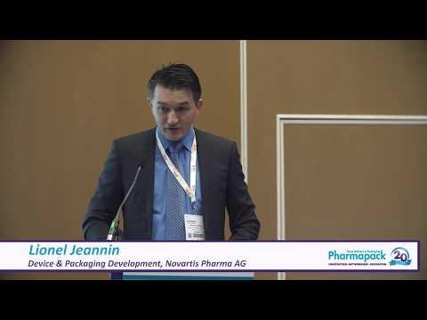 Pharmapack 2017 Conference |  Lionel Jeannin | 02 Feb. 2017