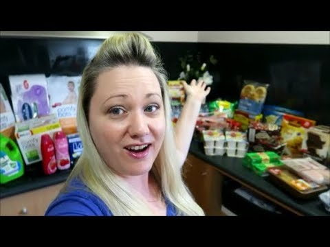$300 budget MONTHLY GROCERY HAUL August family of 4 | MEAL PLANNING | MEAL PREP | GROCERY BUDGET