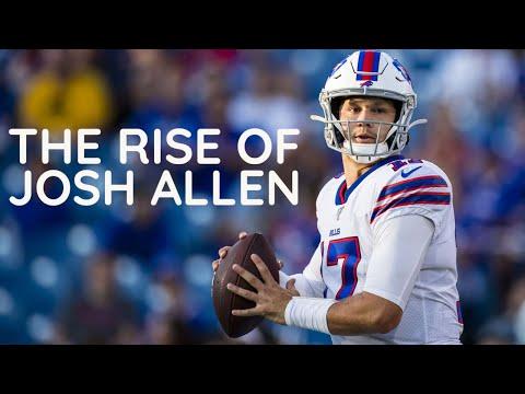 The Rise Of Josh Allen (Documentary)
