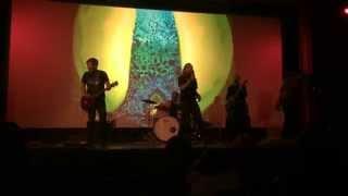 Napalmpom Plays Fehérlófia - Make Me Cry/Sirius/Feint Of Heart Live