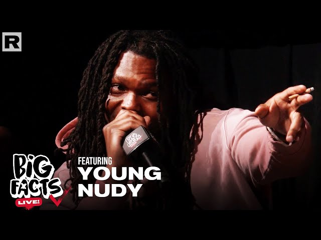 Young Nudy Live With Big Facts Crew To Talk His New Project, The Streets & More | Big Facts