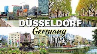 DÜSSELDORF City Tour / Germany