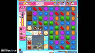 Candy Crush Level 2114 help w/audio tips, hints, tricks