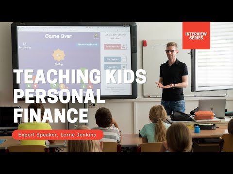 Financial Literacy Game for Kids - Ask The Experts!  EP-07