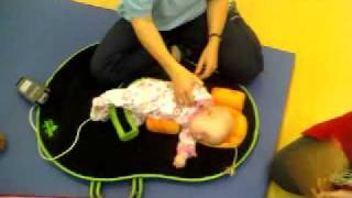 Harriet In Physiotherapy