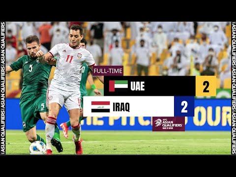 United Arab Emirates Iraq Goals And Highlights