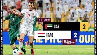 ОАЭ  2-2  Ирак видео