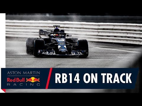 First laps with the RB14 | Daniel Ricciardo takes our F1 2018 challenger for a spin