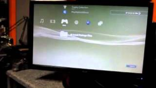 Jailbroken 3.55 Firmware with Homebrew on PlayStation 3 PS3 [NOW RELEASED]