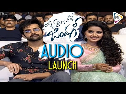 Vunnadhi Okate Zindagi Audio Launch -...