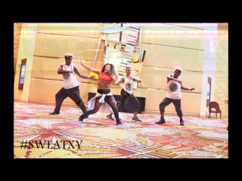 Hoy se bebe Pitbull ft Farruco  choreography by Heidi Garza ft dancers TheZTWINS