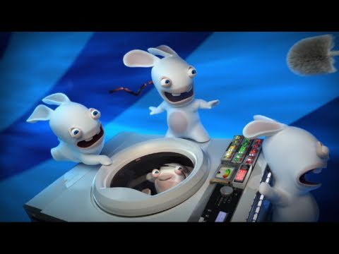 Rabbids Travel In Time D Review