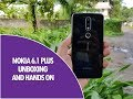 Nokia 6.1 Plus (X6) Unboxing, Hands on, Camera Samples and Features