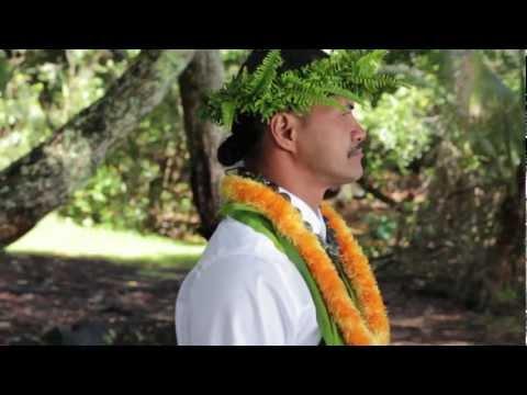 Aloha Oli (Chant) at Malama-Ki