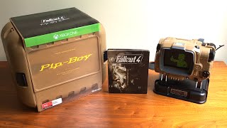 FALLOUT 4 UNBOXING Fallout 4 Pip-Boy Edition