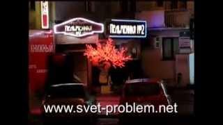 Светодиодные деревья | Купить в Перми