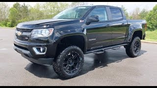 2018 Chevy Colorado Z92 By ALC 5.5IN BDS Lift at Wilson County Chevy Buick GMC Lebanon Tn