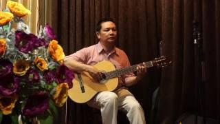 Guitar Xuan Hoan - Pour Toutes Ces Raisons Je T'aime- Trình bày Quang Tuấn