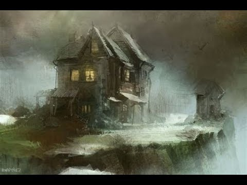 les maisons hantées - documentaire - canal D