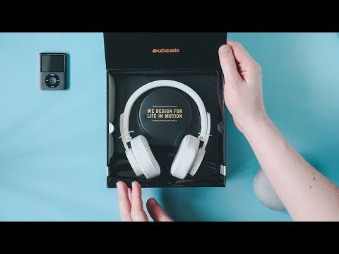 Awesome Bluetooth Headphones Under £100 - Urbanista Seattle Wireless Review