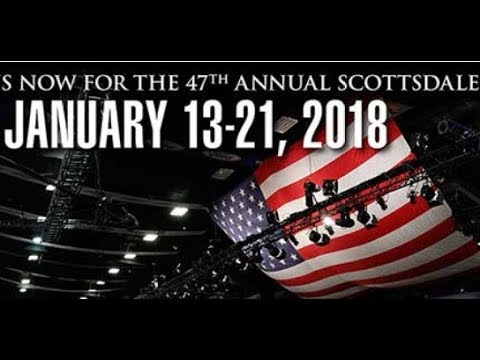 2018 Scottsdale Auto Auctions Jan 13 to 21