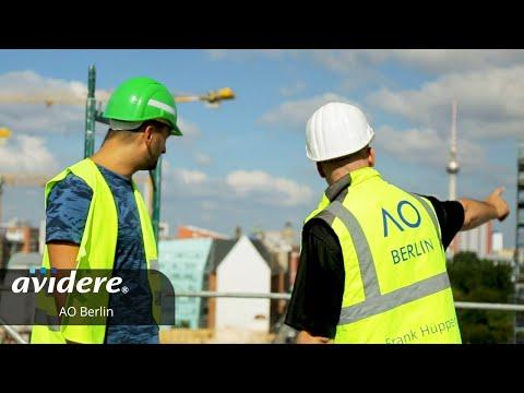 Recruitingfilm für das Architektenbüro AO Berlin Spannende Vorstellung des Arbeitgebers