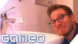 Der harte Job eines Hausmeisters im längsten Wohnhaus Deutschlands | Galileo | ProSieben