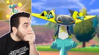INSANE SHINY DREEPY! SHINY DRAGAPULT in Pokemon Sword and Shield!