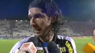 Loco Abreu é chamado de Herrera por um repórter