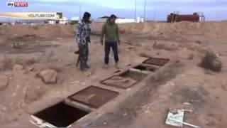 Ад в пустыне: боевики ИГИЛ пытают женщин теснотой в подземной тюрьме