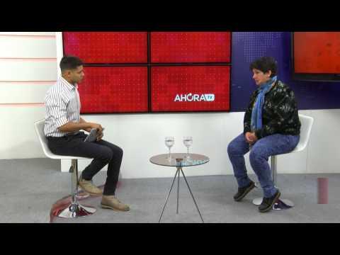 AHORA TV | Entrevista con Gabriela Monzón