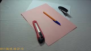 Книжка из бумаги урок 52